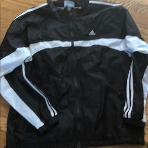 Woman's size large adidas jacket great shape